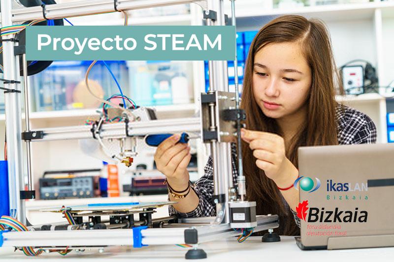 proyecto steam ereinn